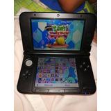 Nintendo 3ds Xl Rojo Con 4gb De Sd