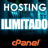 Web Hosting Hospedaje Cpanel Ilimitado + Dominio .ve X 1 Mes