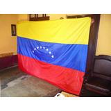 Bandera De Venezuela. De 2 Por 3 Mts. Somos Fabricantes.