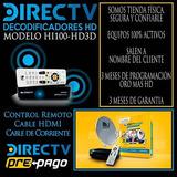 Decodificador Directv Hd  100% Venezolanos