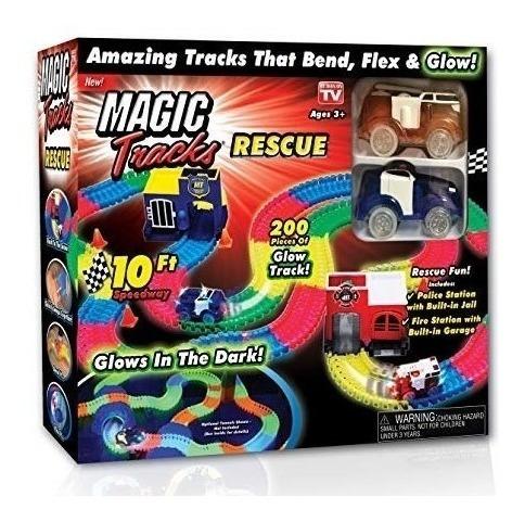 Pista Flexible Magic Tracks, En20d
