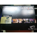 Toner Lexmark Negro Original 64418xl
