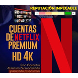 Neflix Cuentes | Ultra Hd 4k | Originales | Anticaida