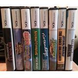 Juegos Originales Nintendo Ds Ds Lite Dsi Ds Xl 3ds Oferta