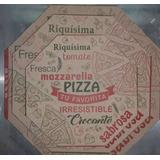 Caja De Pizza 40x40 Grande