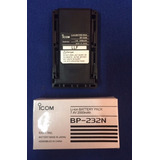 Bateria Radio Icom Bp-232n Ic-f14 Ic-f24