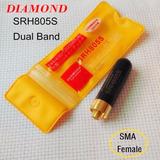 Baofeng Antena Diamond Para Radios Portátiles 888s Uv5r Uv82