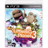 Ps3 Little Big Planet 3 Juego Digital 9gb Entrega Inmediata