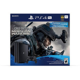 Playstation 4 Pro 1 Tb Ps4 Pro + Cod Modern Warfare. Nuevo