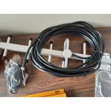 Antena Amplificador De Señal Gsm 900mhz Repetidor Digitel 3g