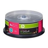 Hp Dvd+r Double Layer 8.5 Gb 8x