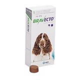 Bravecto Para Perros Antipulgas Y Garrapatas 10 A 20 Kg