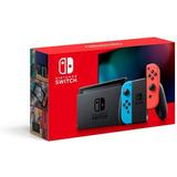 Nintendo Switch Modelo Nuevo 2019 Garantia Tienda (260)