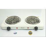 Cocina Electrica 2 Hornillas 110v (nuevas) Tienda