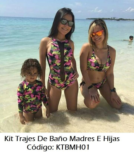 9a8c7c4a0 Kit De Trajes De Baño Madre E Hija. 180000. 0 vendidos