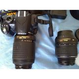 Camara Digital Nikon D3100