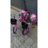 Bicicleta Rin 16 Niñas. Oferta! Nuevas