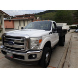 Ford F-350 Super Duty Xl 4x4 Blanco 2013