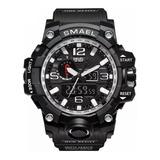 Reloj Smael Original Militar, Deportivo, Caballero Tactico