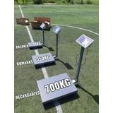 Peso Digital Romana 200kg, 350kg, 700kg Batería Recargable