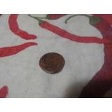 Bonita Moneda De 1/8 De Real Venezolano
