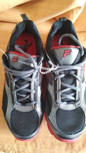 Vendo Zapatos Deportivos Marca Fila fc30d232baa