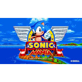 Sonic Mania - Nintendo Switch - [ Digital ] - Original