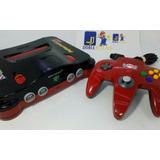 Consolas Nintendo 64 Personalizadas (custom) Control 10/10