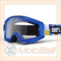 Lente 100% The Strata Frisbee Motocross Enduro Downhill