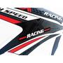 Kit Calcomanias Tx 200 Racing Vinil Lija Carbono Reflectivo