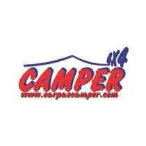 Carpa De Techo Camper 1,40 X 2,20