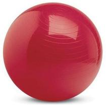 Pelota Para Ejercicios - Body Ball Roja De 75 Cm