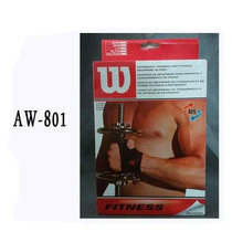 Guante / Guantin Para Pesas Wilson Gym Aw801