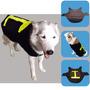 Nuevo Chaleco Para Perros Con Reflector Para Raza Grandes