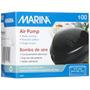 Bomba De Aire Marina 100 Super Poderosa Para Acuarios 150lt