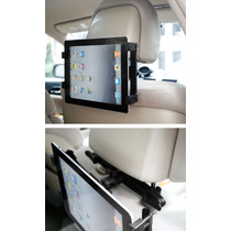 Base De Asciento Carro - Auto Para Tablet O Ipad De 7 A 11´´