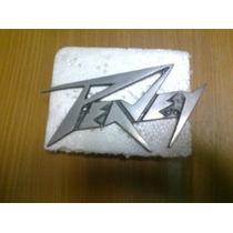 Emblema Peavey Hecho En Aluminio
