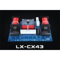 Crossover De 3 Vias Con 600w Lx-cx43
