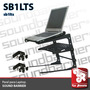 Base Para Laptop Sound Barrier Sb1lts 45bs