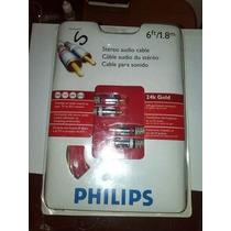 Cable Rca De Tv Oreceptor De A/v Philips Swa3102w/27