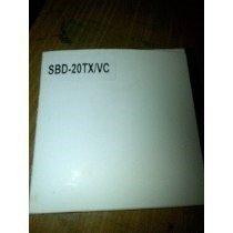 Membrana Soundbarrier Para Driver Sbd-20tx