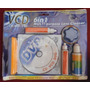 Limpiador Liquido Para Lentes Opticos Lector Dvd Cd Blue Ray