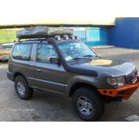 Porta Faro Meru Toyota Nuevo Accesorio 4 X 4