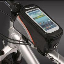 Bolso Para Bicicletas Porta-celulares Grande