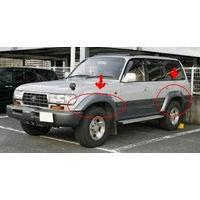 Buches Buche Toyota Autana Burbuja Rustico Accesorios