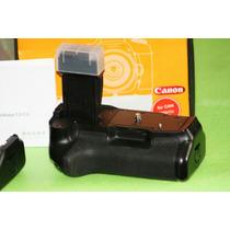 Battery Grip Canon Eos 550d 650d Rebel T2i T3i.