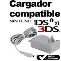 Cargador Dsi-dsxl-ds3d 100%sellado En Caja Tienda Fisica