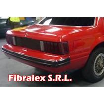 Parachoque Mustang Trasero Del 81 Al 85