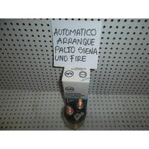 Automatico Arranque Fiat Palio Siena 1.3 1.6 T-bosch