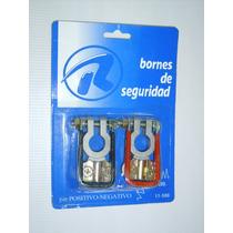 Bornes De Seguridad Para Bateria De Auto